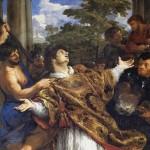 Pietro da Cortona - Martirio di S. Lorenzo
